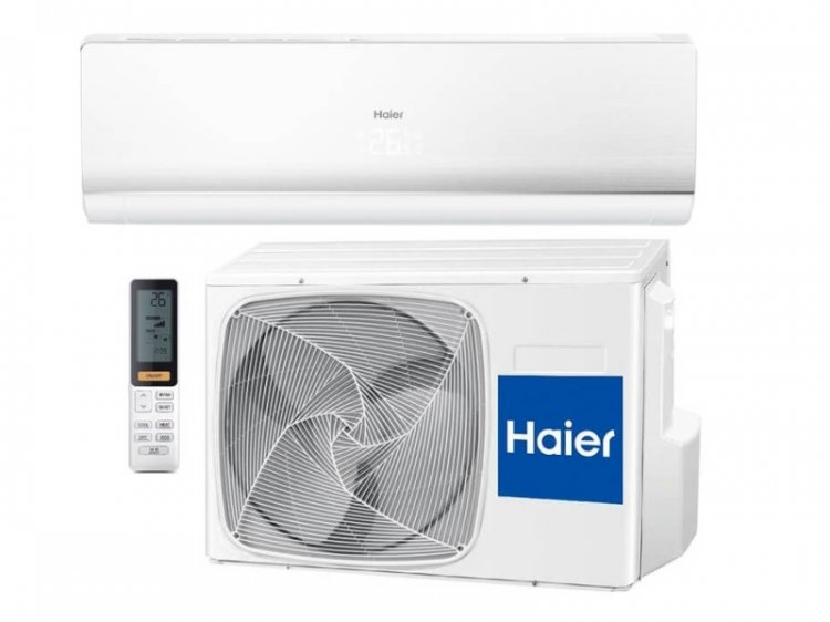 Кондиционер Haier AS18NS3ERA-W/1U18FS2ERA